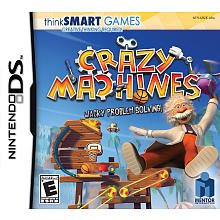 thinkSMART Crazy Machines - Nintendo DS - 1