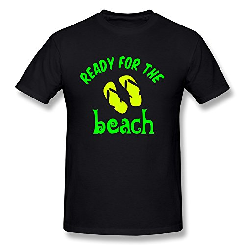 Ready Beach Man'S Fitted Whites Tshirt - Ultra Cotton front-817421
