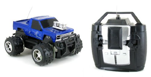 1:52 GMC Sierra Off Road Cross Country 1:52 Electric RTR RC Truck