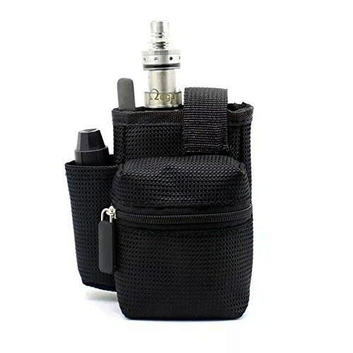 Gintai Ego Travel Carry Vape Case Multiple Use for Vape Box Mod Kit Bag (black) (Coils Sub Ohm compare prices)