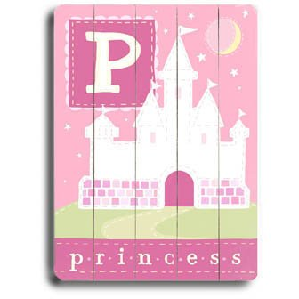 Personalized Alphabet Wall Art front-1036981