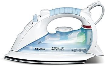 Siemens TB11308DE Dampfbügeleisen slider special / 2400 Watt max. / 2AntiCalc / inkl. Inox-glissée Bügelsohle