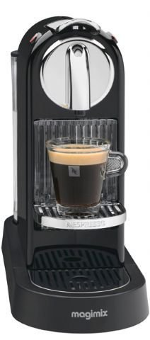 magimix nespresso citiz cafetiere m190 noir limousine. Black Bedroom Furniture Sets. Home Design Ideas