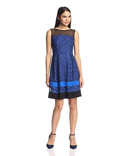 Eva Franco Women's Cecil Fit-and-Flare Dress