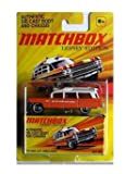 Matchbox 2010 Lesney Edition '63 Cadillac Ambulance, 1:64 Scale.