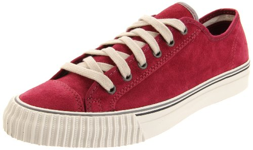 PF Flyers Men's Center Lo Reissue Sneaker,Burgundy,5 D US