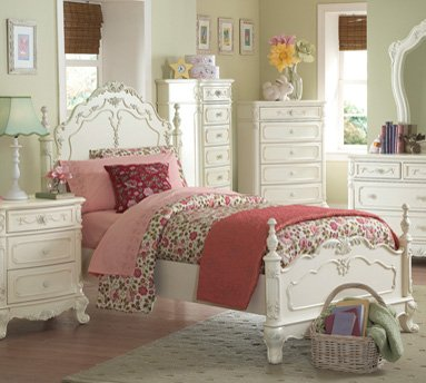 Cinderella Youth Bedroom Collection