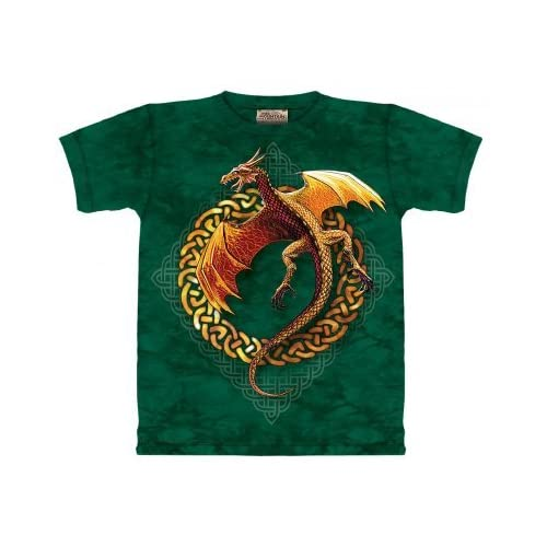 Circle Dragon T-Shirt