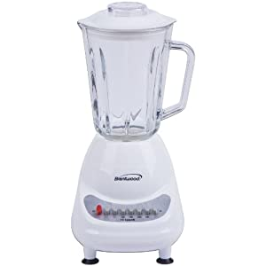 Countertop Blender : ... Blender with Glass Jar: Electric Countertop Blenders: Kitchen & Dining