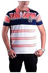 Protex Men's Cotton Polo (3205Gtsl, Gajri, L)