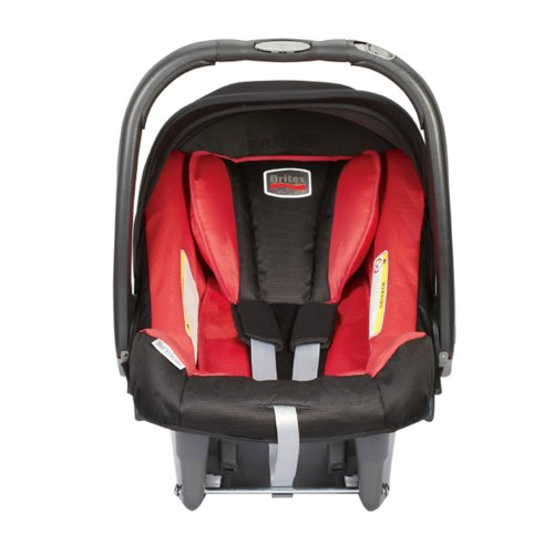 Britax Baby Safe Plus 2 Infant Carrier Group 0+ (Lisa/Red)