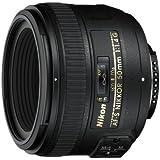 Nikon 50mm f/1.4G SIC SW Prime Auto Focus-S Nikkor Lens for Nikon Digital SLR Cameras - Fixed