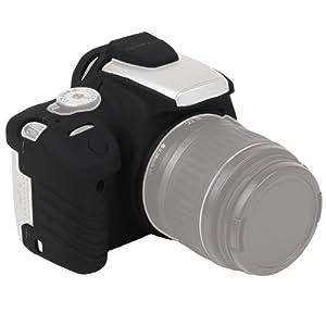 Delkin DDSPROC60D-B Professional Snug-it Camera Skins for Canon EOS 60D