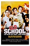 (11x17) Old School Movie (Luke Wilson, Will Ferrel, Vince Vaughn in Group) Poster Print