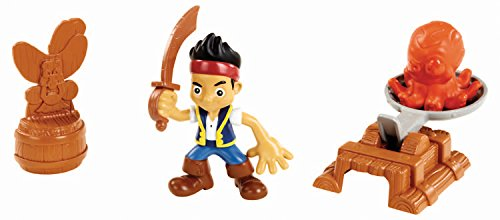 Fisher-Price Jake and The Never Land Pirates: Jake's Octopus Slinger Toy