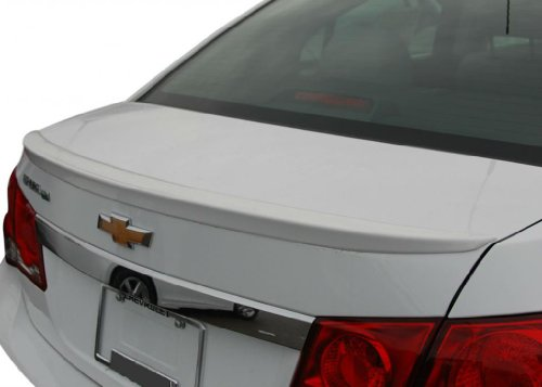 Chevrolet Cruze Spoiler Painted in the Factory Paint Code of Your Choice 326 707S with 3M tape included