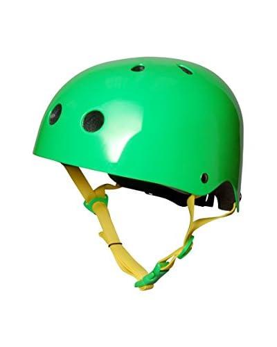 Kiddimoto Helm Kids Design Sport Neon Green / Neon Grün