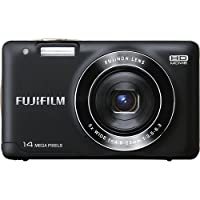 Fujifilm FinePix JX520 14 Mega Pixel Digital Camera with 5x Wide-Angle Optical Zoom Image Stabilization 3.0-Inch LCD (Black) by FUJIFILM