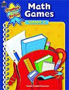 Math Games Grade 2 Book - 1