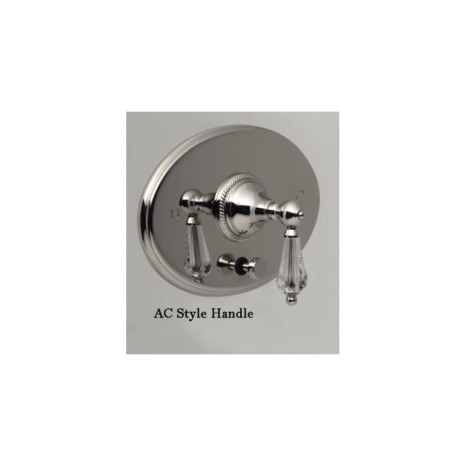 Santec Classic Crystal Collection Pressure Balance Shower Valve with Diverter   1335