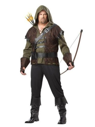 Robin Hood - XX-Large - Chest Size 42-48