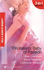 The Italian's Baby of Passion