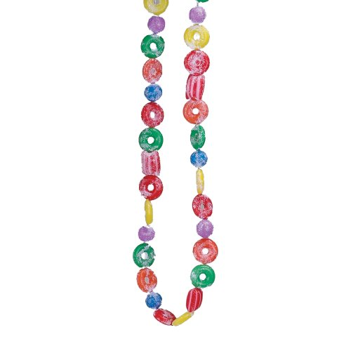 kurt-adler-h1737-9-foot-plastic-glittered-life-saver-ball-and-candy-garland