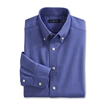 Lands 39 end toddler boys 39 long sleeve oxford for French blue oxford shirt