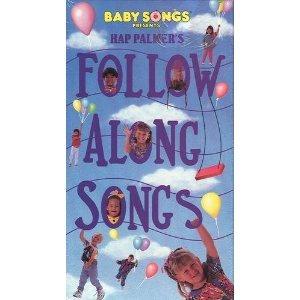 .com: Baby Songs - Follow Along Songs [VHS]: Hap Palmer: Movies & TV