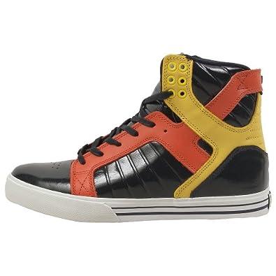 Supra Skytop Chad Hi Muska Skate Shoes Byo Men Size 9.5