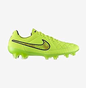 Nike Schuhe Herren Tiempo legend v fg Volt/volt-hyper punch-black, Größe Nike:12