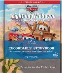 Hallmark Recordable Storybook Lightning McQueen and His Winning Team PDF