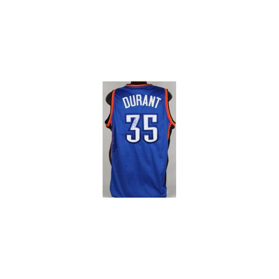 Kevin Durant Autographed Uniform   Authentic   Autographed NBA Jerseys