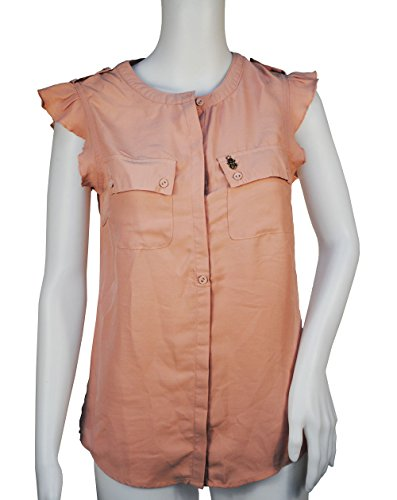 Culture Damen Designer Bluse - Balle Top C12397A - neuste Fashion 2013 - Colour: Spring Bloom - Gr 36 (EU 36 - S )