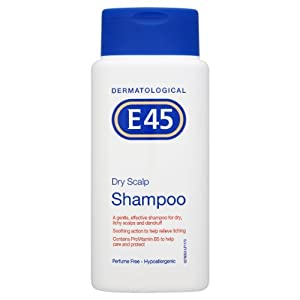 E45 200 ml Dermatological Dry Scalp Shampoo