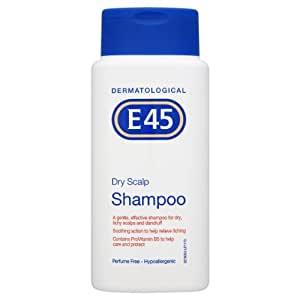 E45 Dermatological Dry Scalp Shampoo - 200 ml