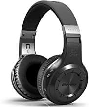 Bluedio - H-Turbine(Shooting Brake) Auriculares Inalámbricos Bluetooth 4.1 (Negro)