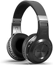 Bluedio - H-Turbine(Shooting Brake) Auriculares Inalámbricos Bluetooth 4.1 (Negro)