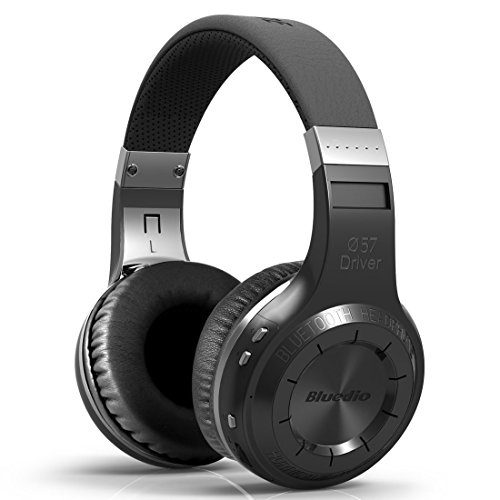 Bluedio Ht(Shooting Brake) Wireless Bluetooth 4.1 Stereo Headphones (Black)