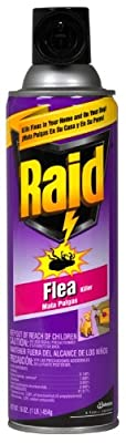 Raid Flea Killer 16-ounce Cans Pack Of 6 by Raid