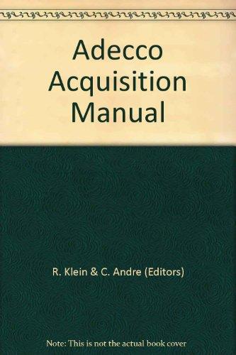 adecco-acquisition-manual