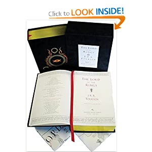 The Lord of the Rings (50th Anniversary Edition) by