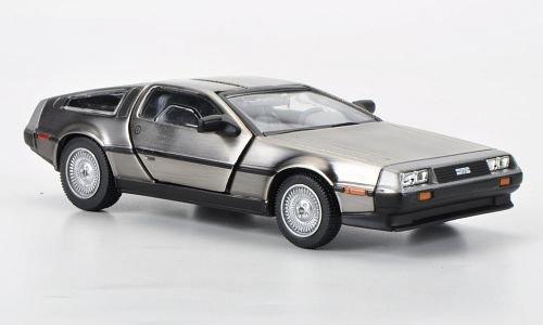 DeLorean DMC-12, aluminium, Model Car, Ready-made, Vitesse 1:43 (Delorean Model compare prices)