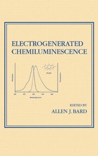 Electrogenerated Chemiluminescence (Monographs In Electroanalytical Chemistry And Electrochemistry Series) front-598414