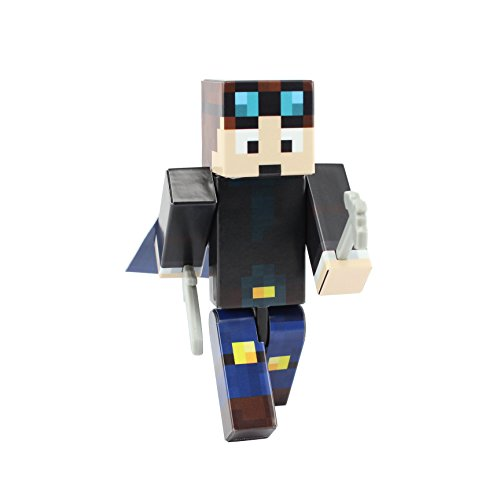 "Dan - 4"" Action Figure Toy 
