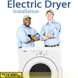 Installation Of Electric Dryer - Includes Parts And Haul-Away (For Dryers Sold By Third-Party Merchants) front-7866