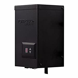 com portfolio outdoor 200w magnetic transformer for outdoor lighting. Black Bedroom Furniture Sets. Home Design Ideas