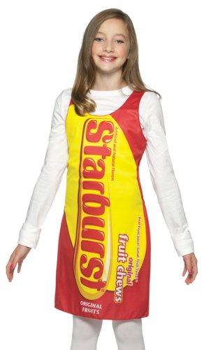 Starburst Candy Wrapper Tank Dress Costume Teen