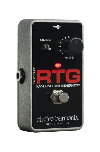 New Electro-Harmonix RTG Guitar Octave Effect Pedal