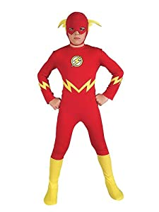 Justice League The Flash Child's Costume